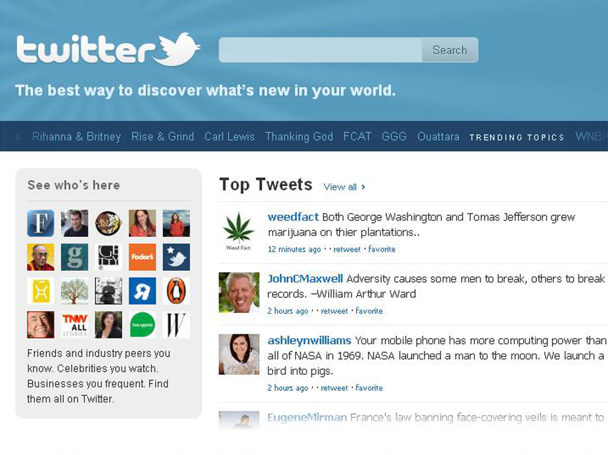 Serwis Twitter będzie blokował wpisy w niektórych krajach