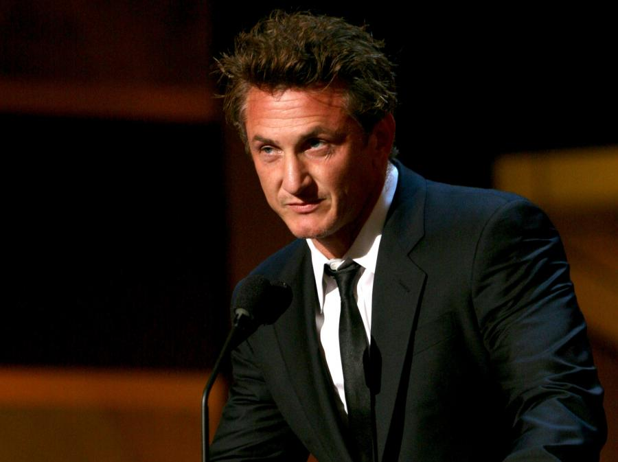 Sean Penn znów po drugiej stronie kamery