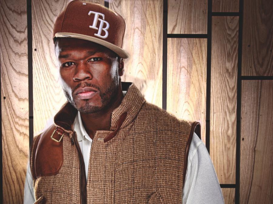50 Cent świętuje mały jubileusz