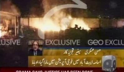 Atak na siedzibę Osamy bin Ladena