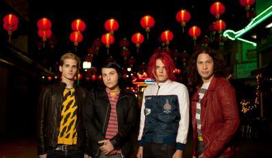 My Chemical Romance w starym składzie