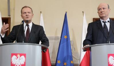 Tusk: Budżet bezpieczny dla ludzi