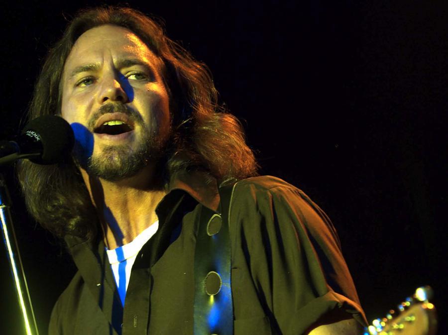 Eddie Vedder teraz solo