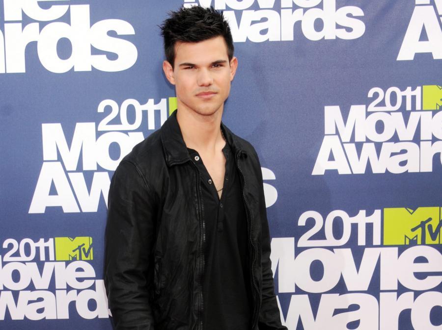 Taylor Lautner na gali MTV Movie Awards