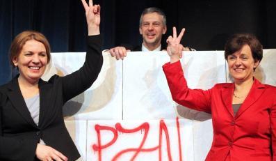 Paweł Poncyljusz nowym szefem klubu PJN