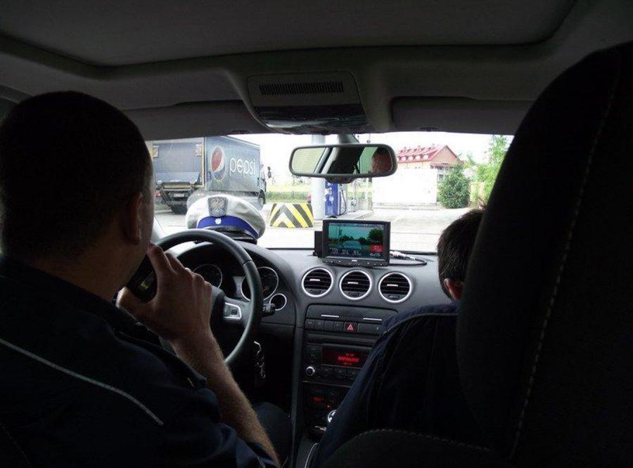 Polska drogówka ma nowy gadżet - skaner kierowców