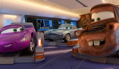 """""""Auta 2"""" najszybsze w Ameryce"""