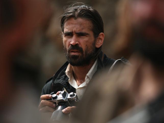 """Colin Farrell w """"Selekcji"""""""