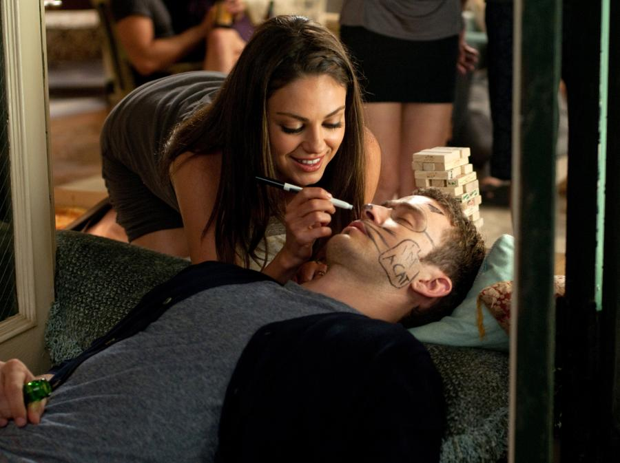 Mila Kunis i Justin Timberlake w nowej komedii \