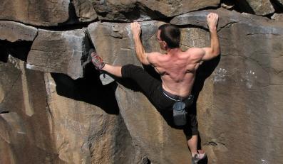 Ci alpiniści liczą tylko na siebie