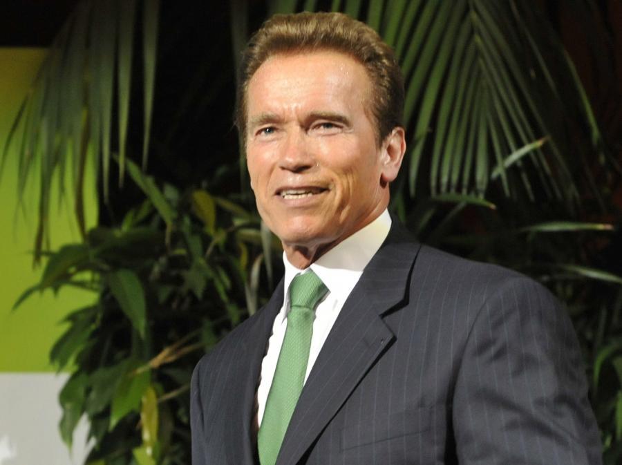 Schwarzenegger wraca na plan!