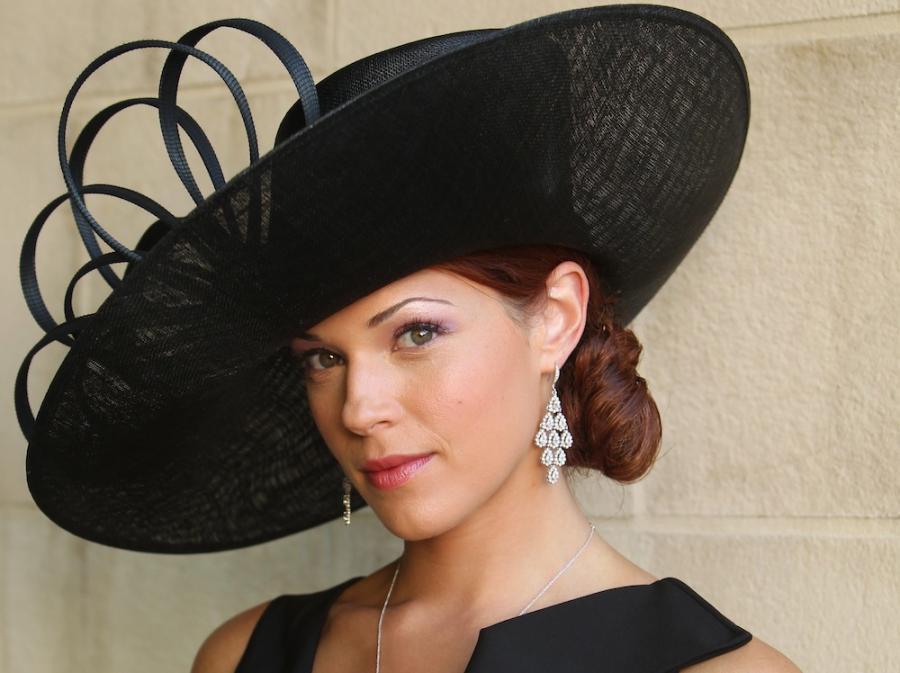 Amanda Righetti w trzecim sezonie \