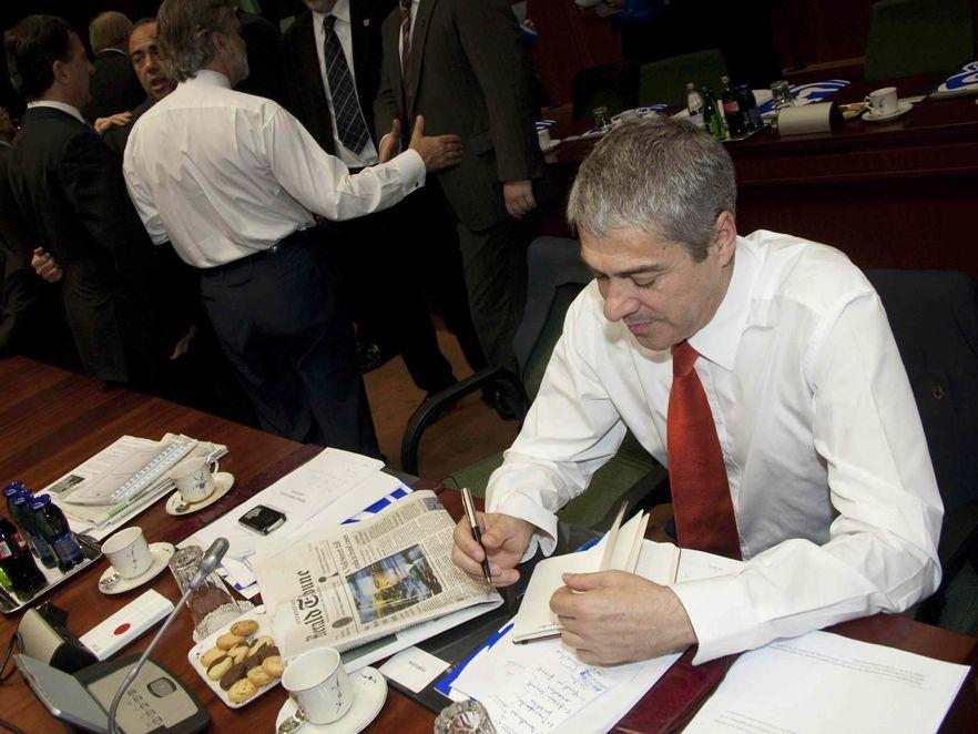 Były premier Portugalii bezprawnie posługiwał się tytułem inżyniera