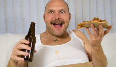 Europejczycy mogą mieć większą niż Azjaci skłonność do tłustego jedzenia i alkoholu