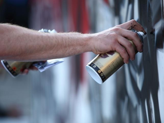 """""""Graffiti - sztuka miasta"""" w Łodzi. Wielki finał w sobotę!"""