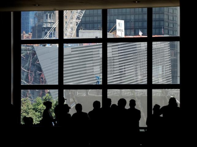 Nowy Jork, prace budowlane w strefie zero