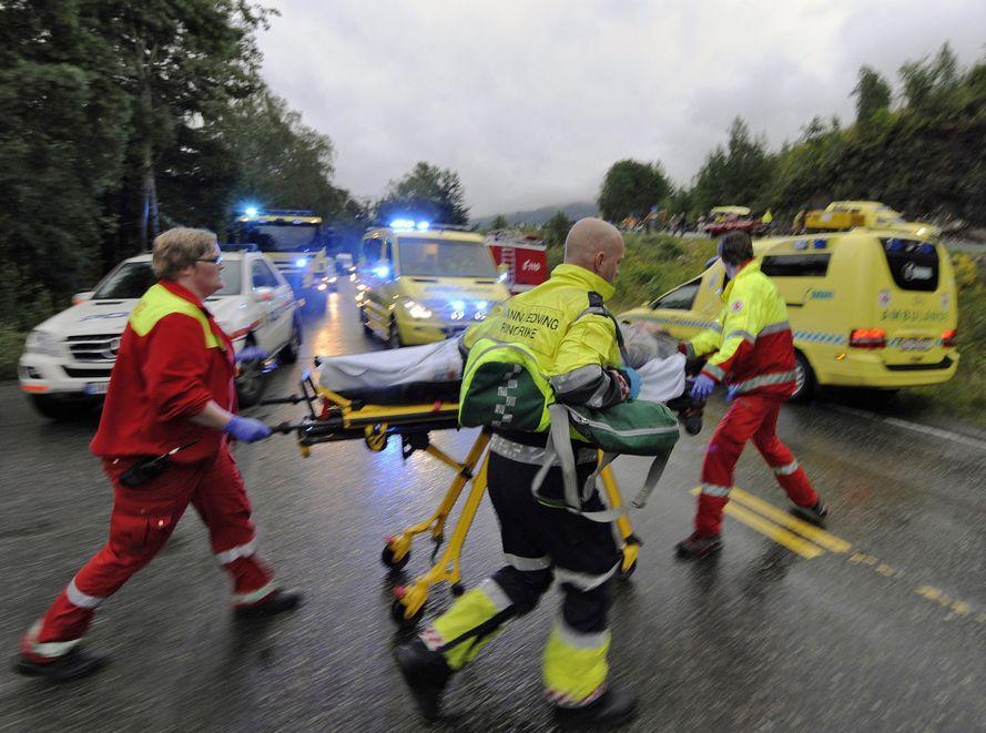 Sprawców strzelaniny w Norwegii mogło być więcej