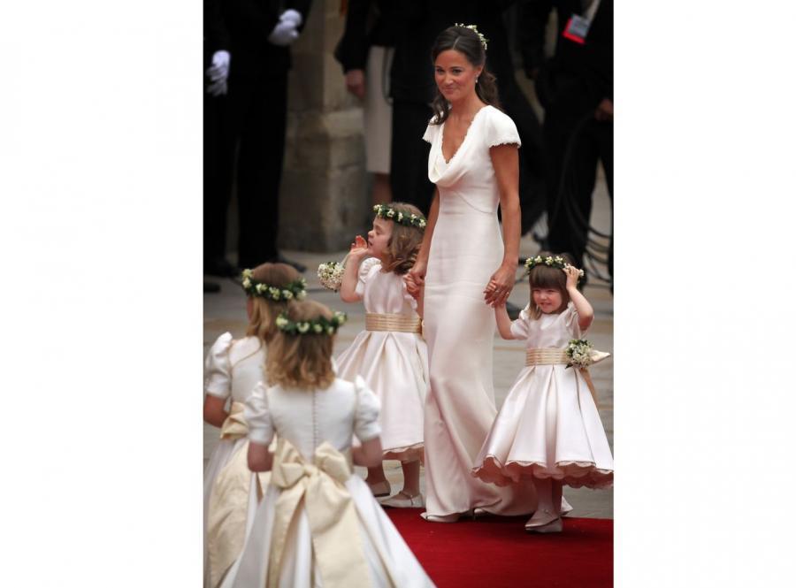 Replikę sukni Pippy Middleton będzie można kupić za 170 dolarów.