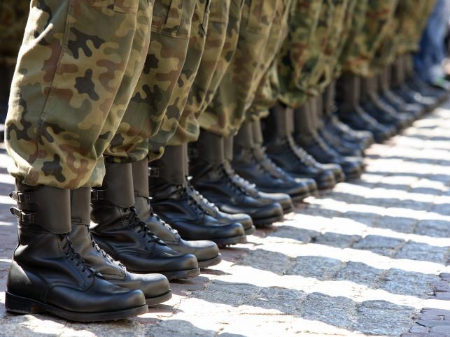 Armia - zdjęcie ilustracyjne