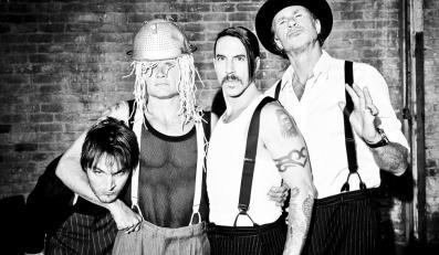 Red Hot Chili Peppers wystąpi w Warszawie 27 lipca 2012 roku