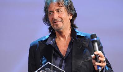 Al Pacino nagrodzony w Wenecji