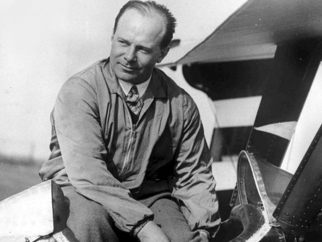Ernst Udet od dziecka chciał być lotnikiem