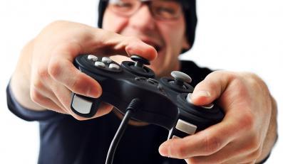 Gracz, zdjęcie ilustracyjne