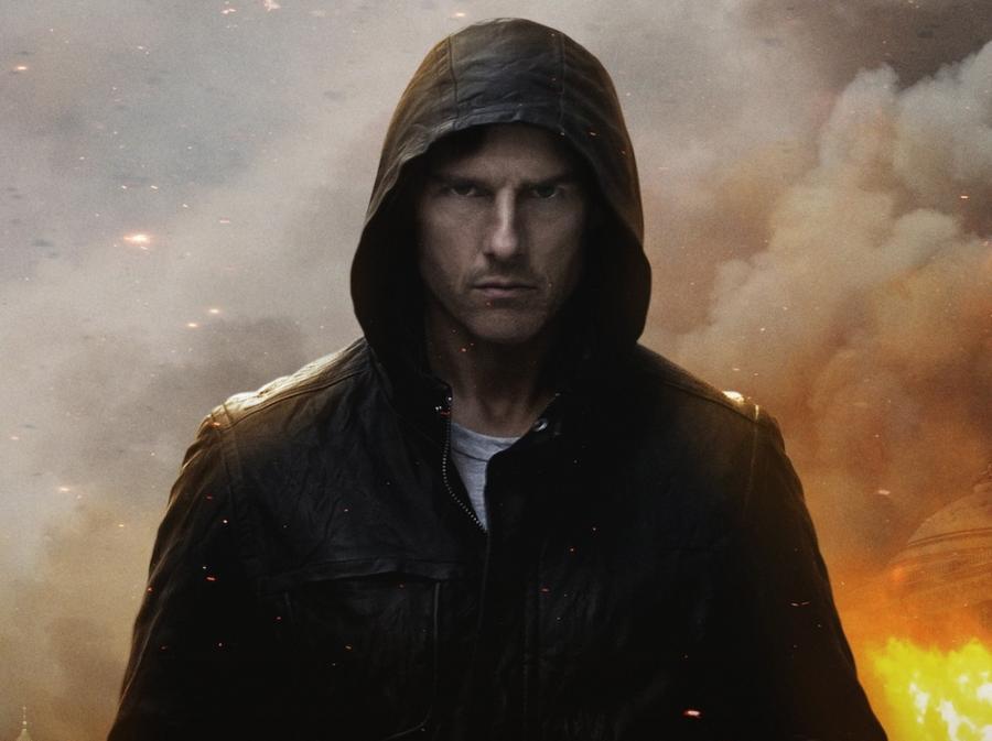 Tom Cruise w \