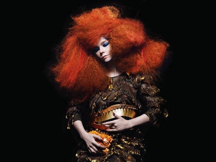Björk opublikowała klip do \