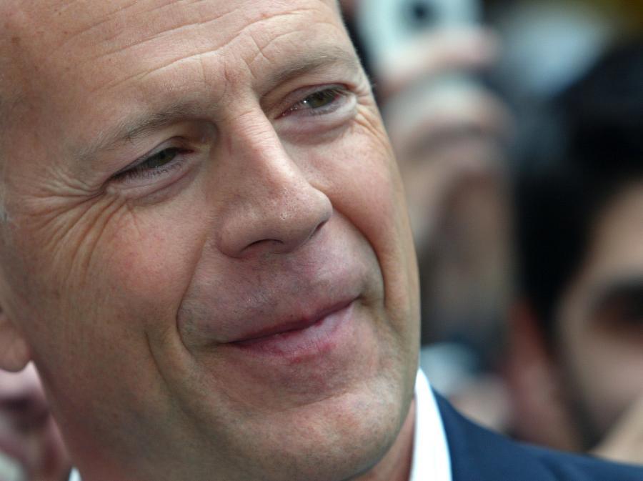 Bruce Willis wybierze się do Moskwy