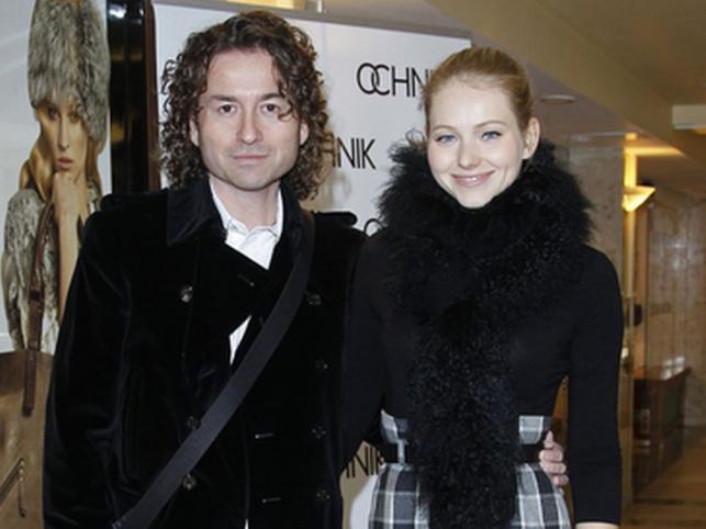 Młodzieżowa para: małżeństwo Rubików na pokazie Ochnik