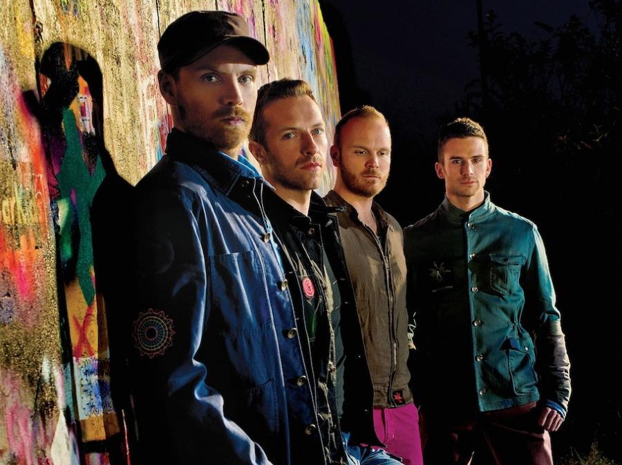 Coldplay rządzi w Polsce