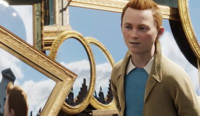 """""""Przygody Tintina"""" to pierwsza animacja w dorobku Spielberga"""