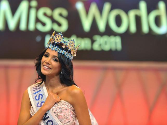 Oto najpiękniejsza kobieta świata 2011