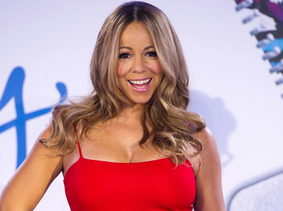 Mariah Carey na święta z Johnem Legendem