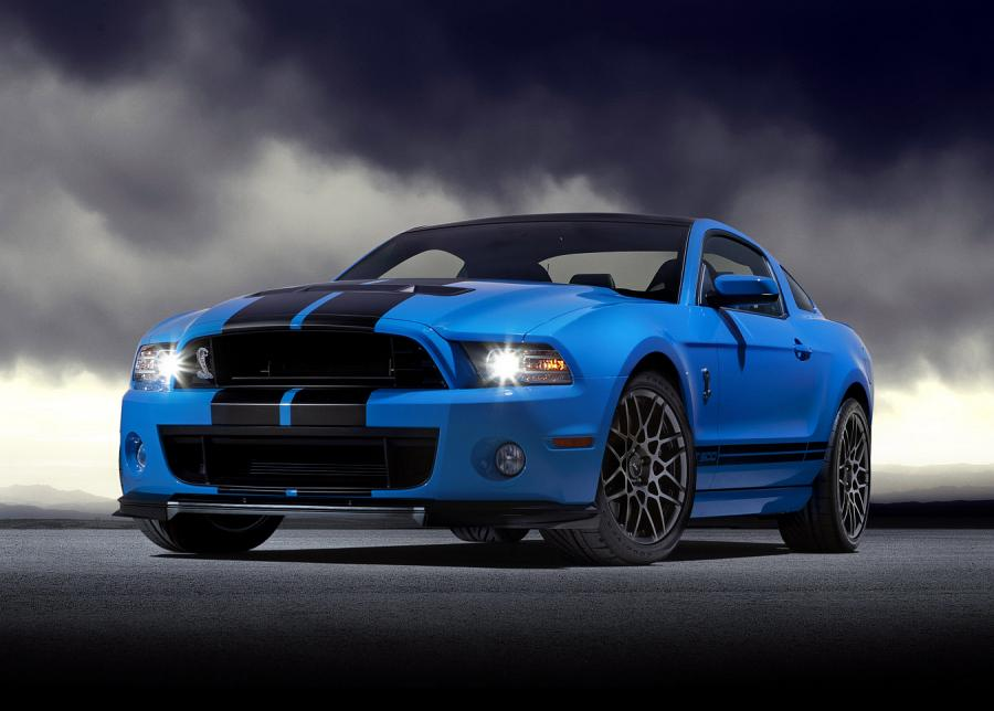 Nowy ford mustang shelby GT500