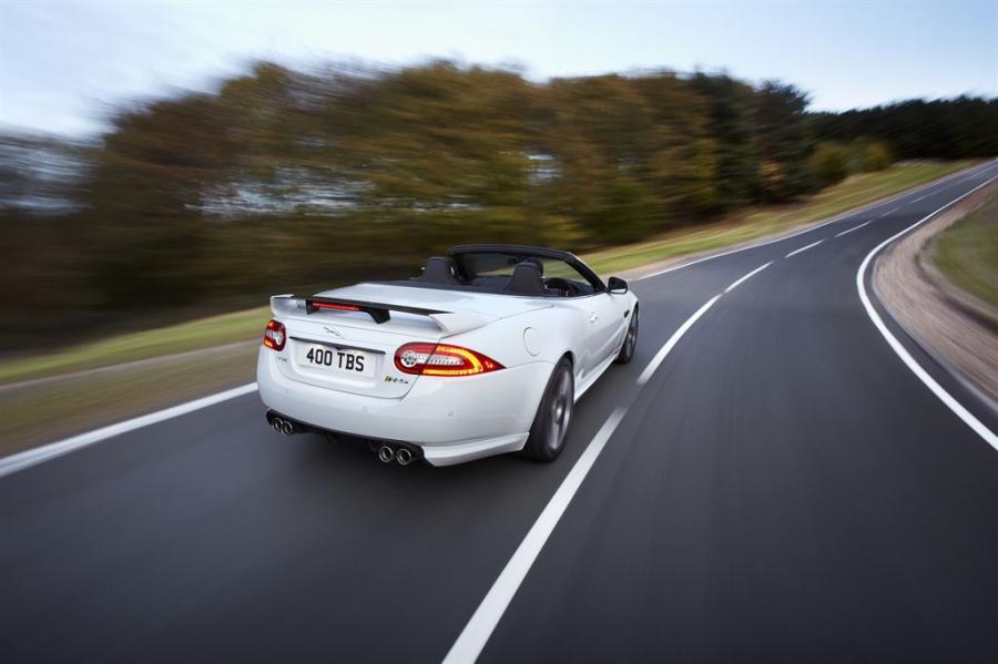 Jaguar XKR-S kabrio