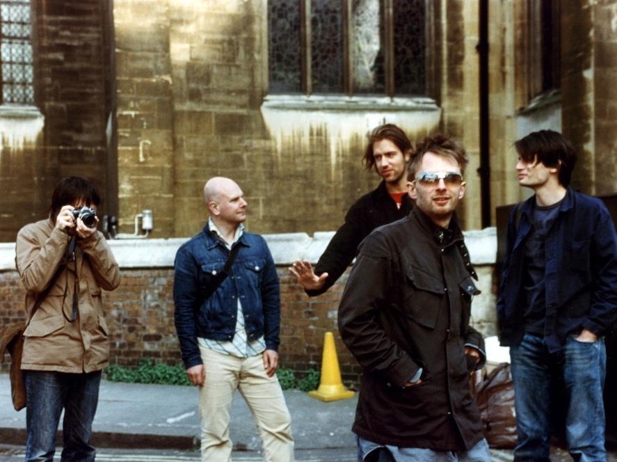 Radiohead wciąż nie ma dość miksowania
