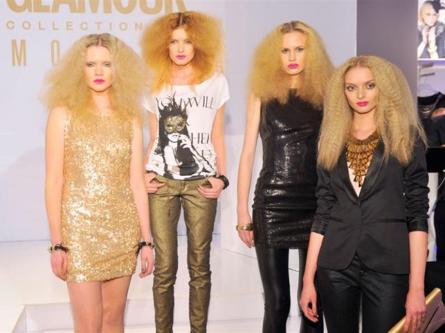 Glamour Collection by Mohito 2011 - pokaz kolekcji.