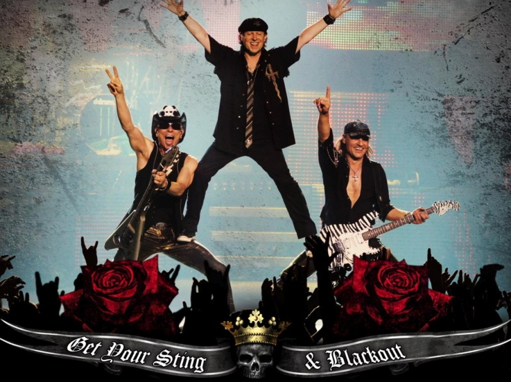 Scorpions dziękuje na Blu-Ray i w 3D