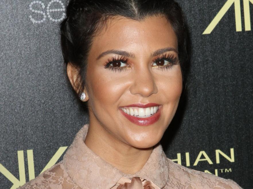 Czy Kourtney Kardashian zrobi karierę jako blogerka?