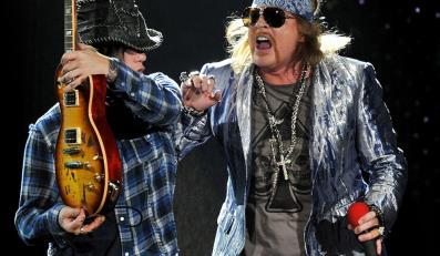 Guns N' Roses 30 czerwca na Stadionie Miejskim w Rybniku