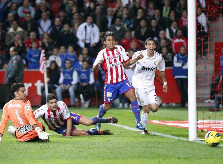 Real wygrał ze Sportingiem
