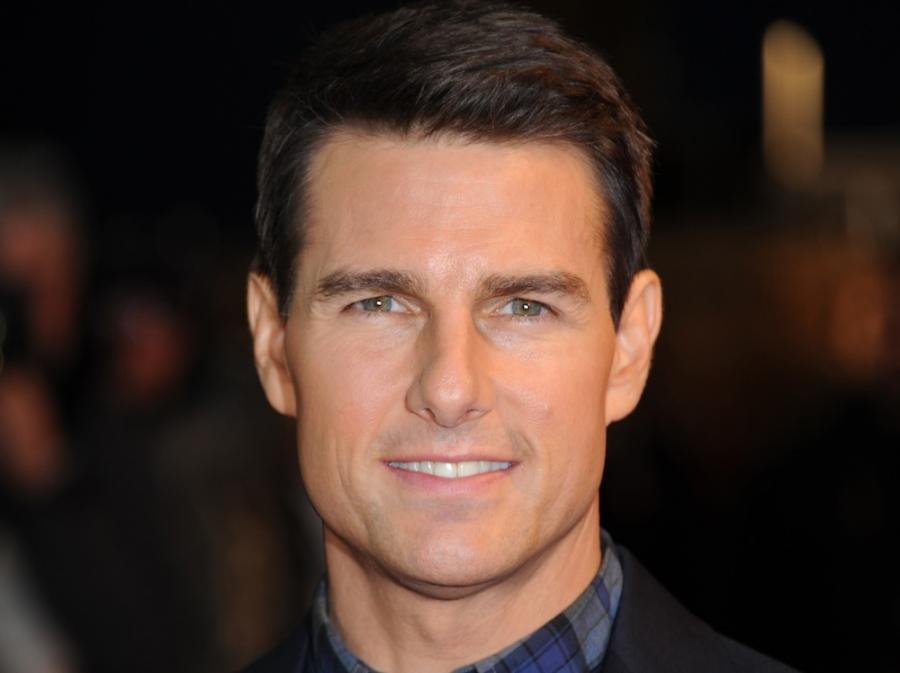 Tom Cruise zapoluje na potwory?
