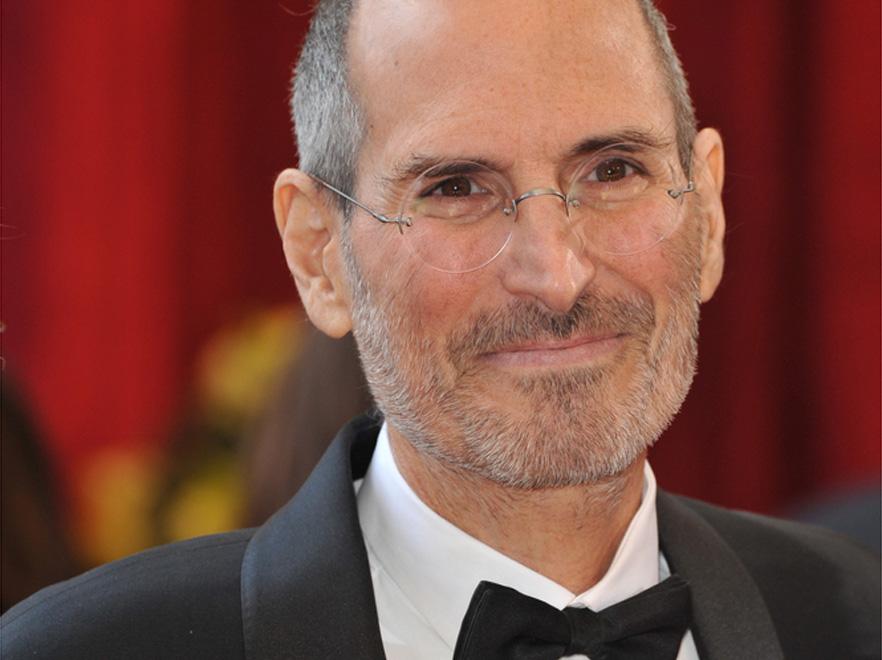 Steve Jobs, prezes i przewodniczący rady nadzorczej Apple Inc