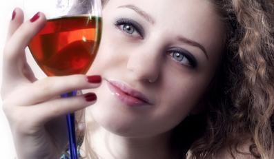 Rak piersi lubi alkohol