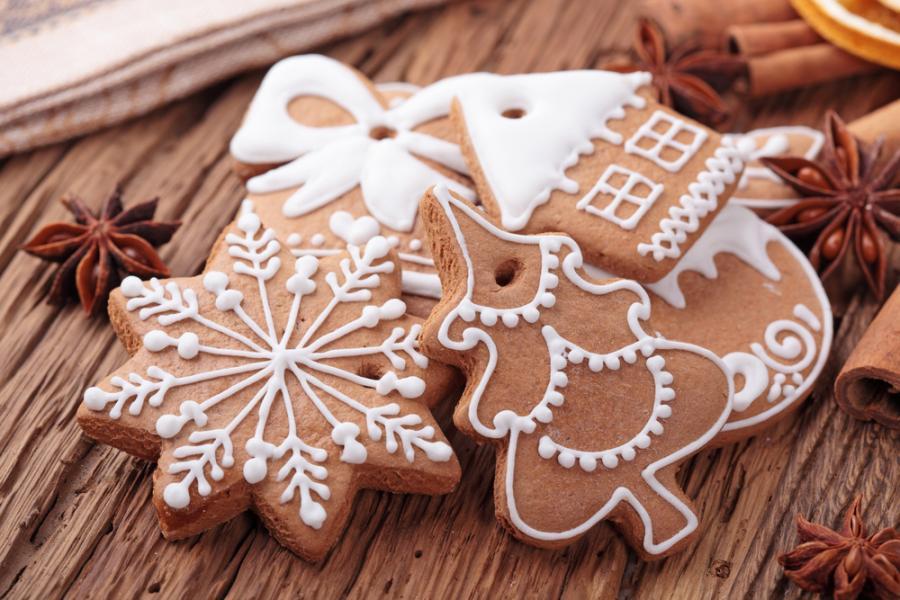 Zapach świąteczych pierniczków ma magiczną moc.