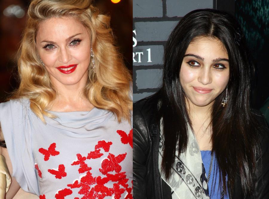 Madonna wycięła córkę. Co na to Lourdes?