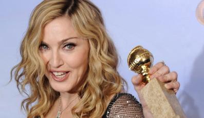 Madonna nagrodzona Złotym Globem za najlepszą piosenkę