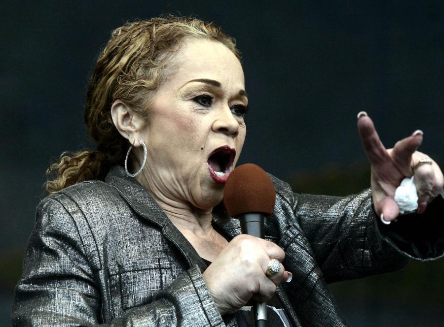 Królowa bluesa Etta James nie żyje